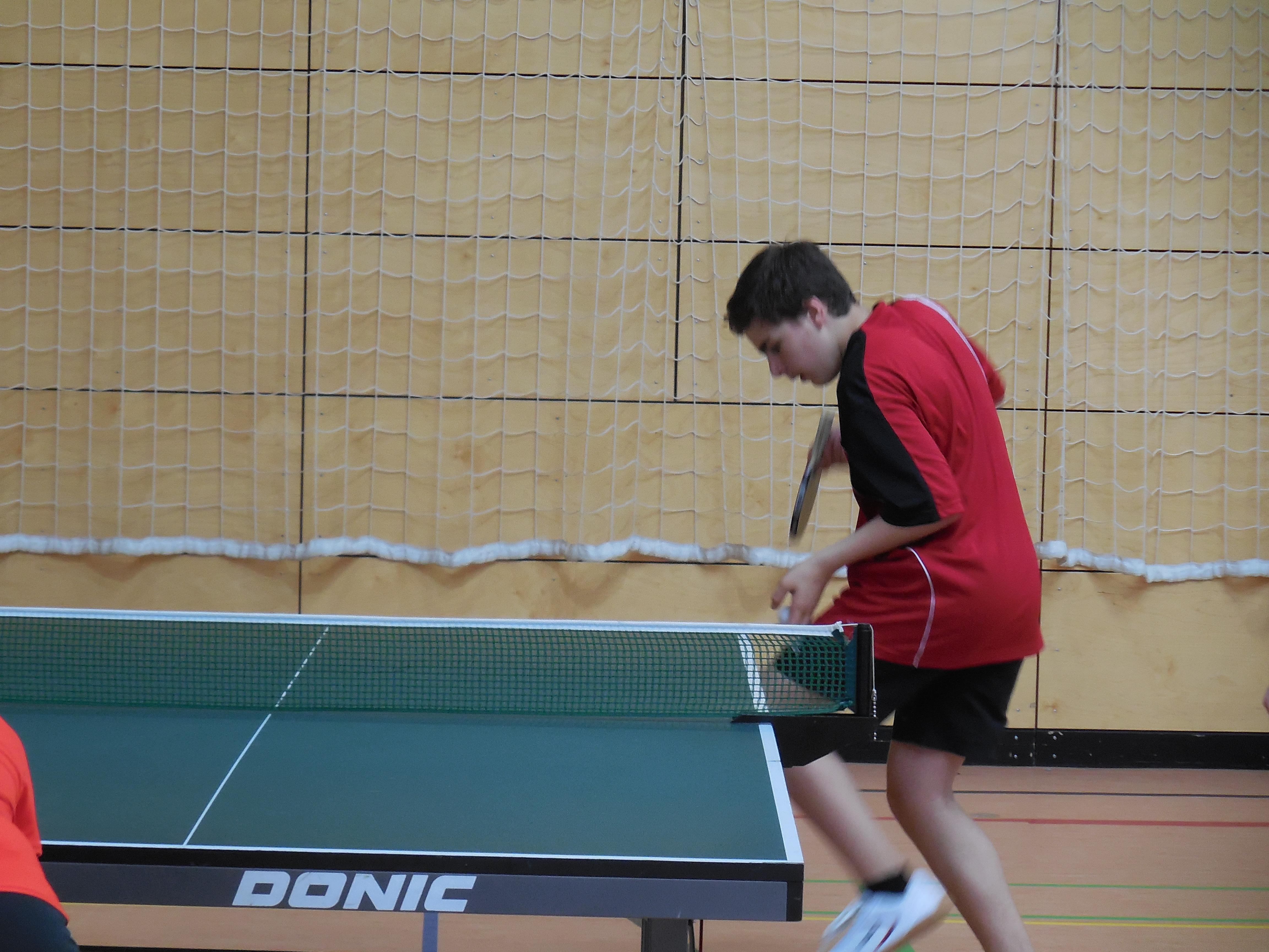 1.Jugendmannschaft U18 Lukas Joos Nr 4