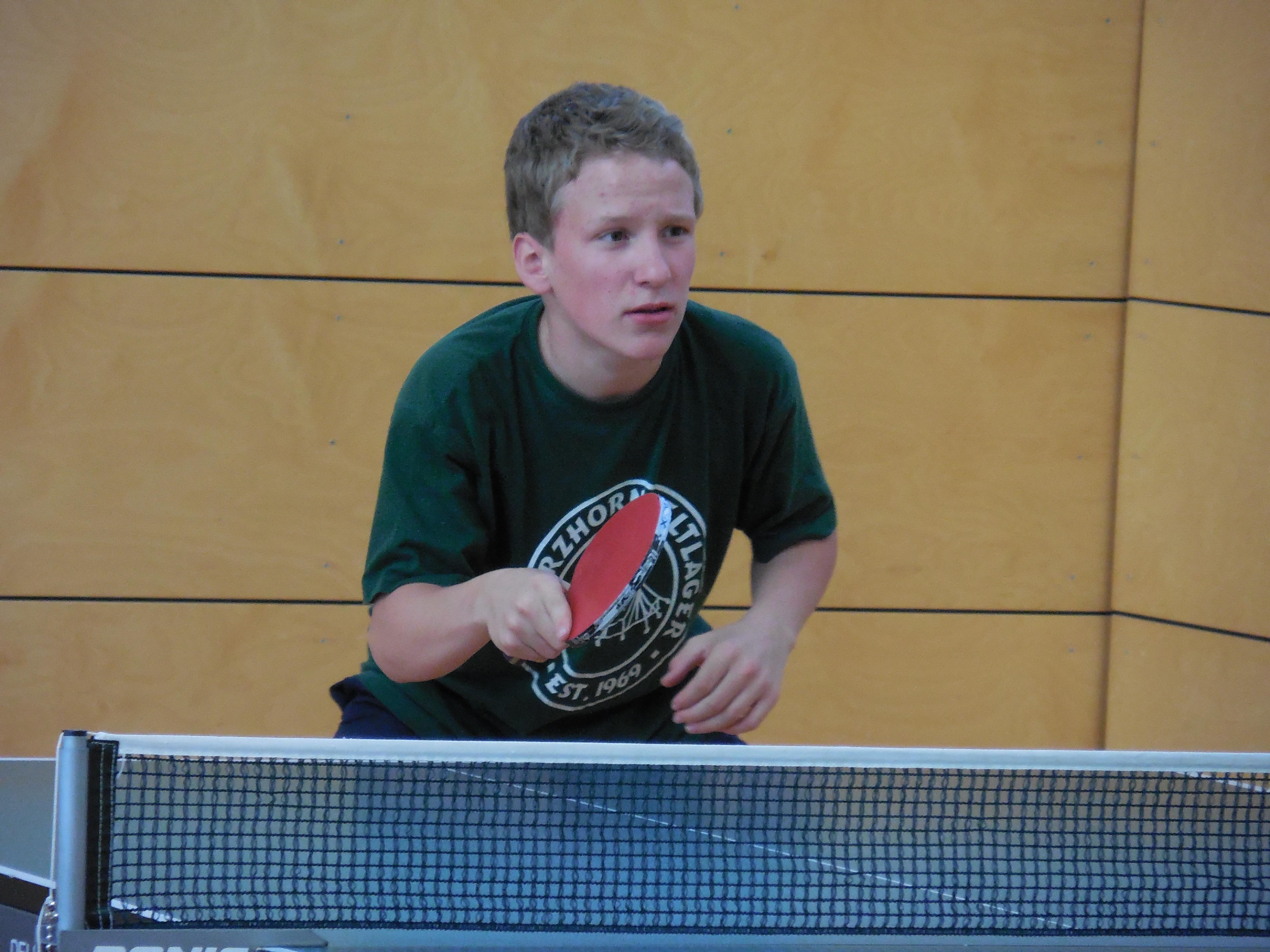 1.Jugendmannschaft U18 Tim Meßner Nr 3