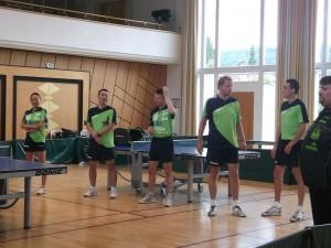 Besuch beim Bundesligisten aus Plüderhausen (2)